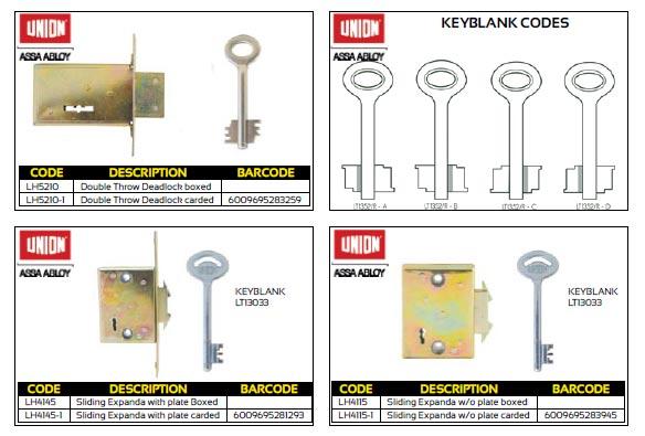 Locksmith Products - Online Catalogue | AAA Locksmith