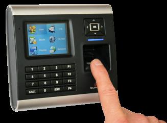 biometric fingerprint reader